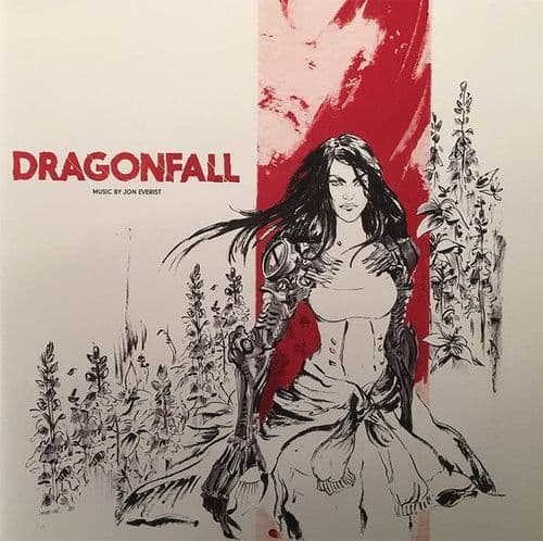 Jon Everist<br>Dragonfall<br>LP, Clear